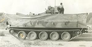 M-551 Sheridan Light Tank
