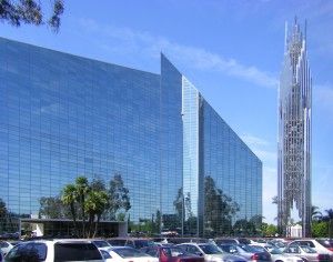 Crystal Cathedral Los Angeles photo credit: Wattewyl