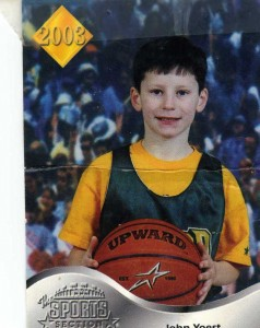 John Yoest UpWard Basketball