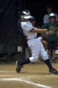 John Yoest Home Run 2007