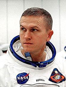 Frank Borman Courtesy NASA