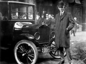 Henry Ford Courtesy media.Ford.com